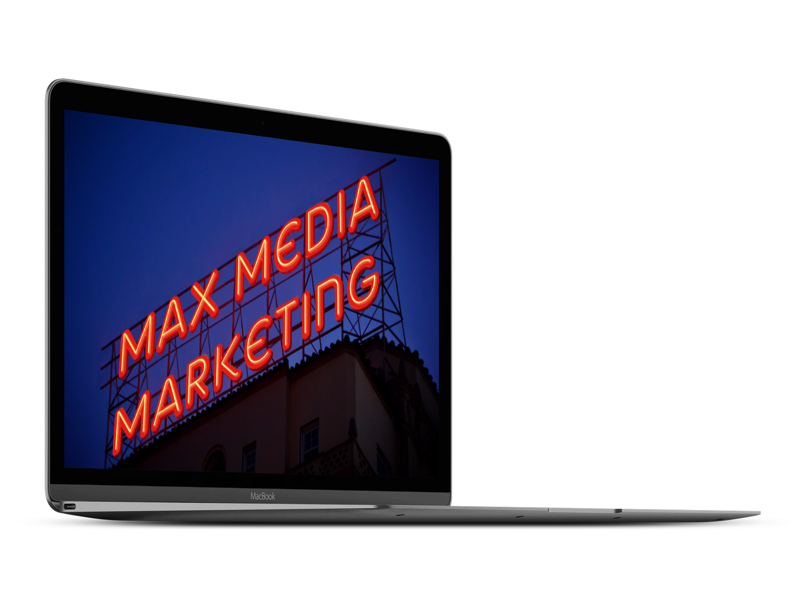Max Media Group | Email Automated Marketing Laptop 1