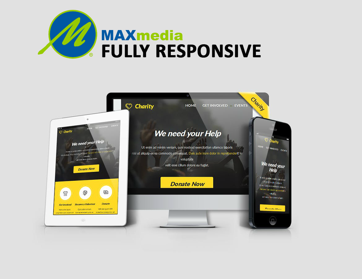 MAX MEDIA GROUP | Custom Email Marketing Templates Design Company ...