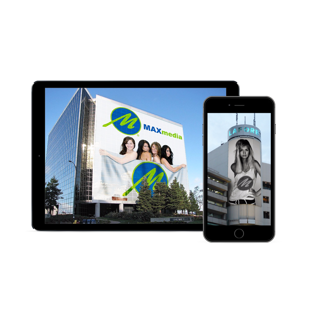 Max Media Group | Mobile Web App Developement Phone & Tablet 3